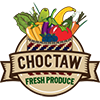 Choctaw Fresh Produce Logo